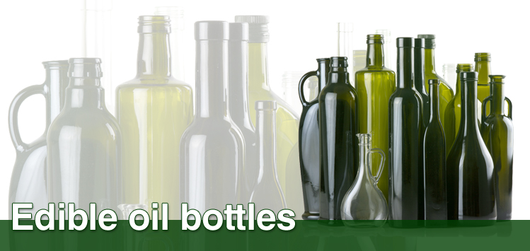 Edible Oil Bottles