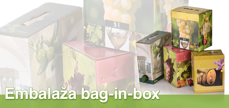 Embalaža Bag-in-box
