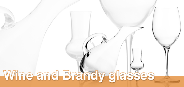 Wine and Brandy Glasses
