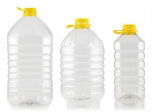 PLASTIC BOTTLE PET (container) for OIL
